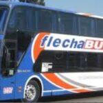 flecha bus telefono argentina